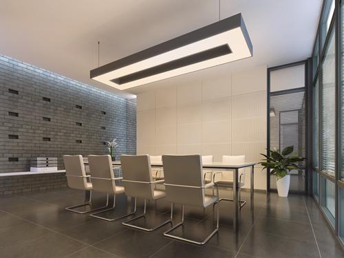 我们应用中国转筒的建筑色彩,灰色砖墙的颜色和米白色洞石作为主要